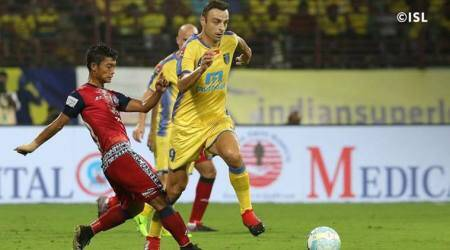 Kerala Blasters draw 0-0 with Jamshedpur FC as both sides waste chances