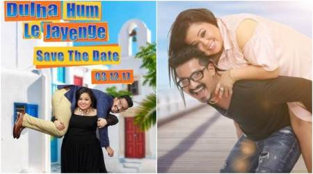 Bharti Singh and Haarsh Limbachiyaa start countdown to their wedding, check out their cute pre-weddingpictures