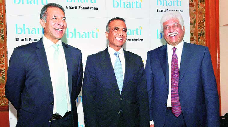 Bharti family pledges $1.1 bn for philanthropy