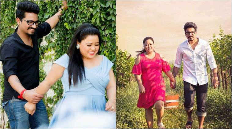 Bharti singh talks about haarsh limbachiyaa and her wedding plans