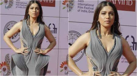 Bhumi Pednekar proves sultry is her style statement in this gorgeous gown