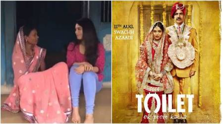 Bhumi Pednekar meets real-life Jaya from Akshay Kumar's Toilet: Ek Prem Katha on World Toilet Day. Watch video