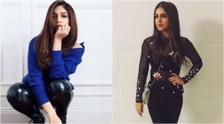 Bhumi Pednekar sets temperature soaring with her sultry outfits; see pics