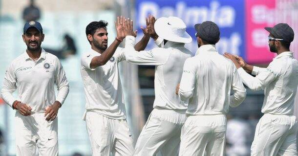 Bhuvneshwar Kumar photos, Ind vs SL photos, India vs Sri Lanka photos