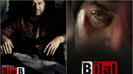 Big B sequel first look: Mammootty is back as the iconic Bilal