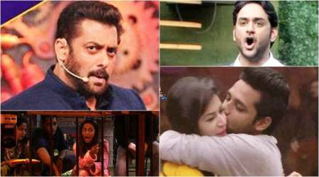 Bigg Boss 11 October review: A month of orchestrated fights and fakeromance
