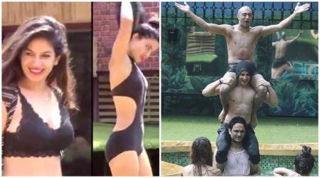 Bigg Boss 11, November 17 preview: Hina, Benafsha and Bandgi don swimsuits, new captain gets announced