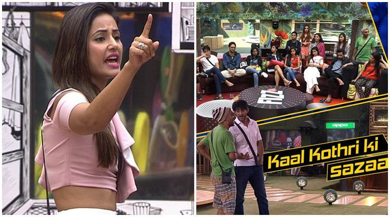BIGG BOSS 11: Puneesh Sharma PEES in his trousers!