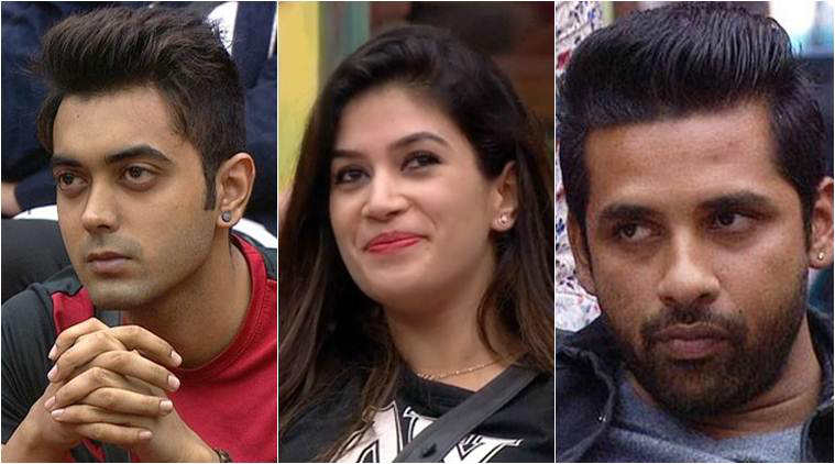 luv, bandgi puneesh are nominated for eviction from bigg boss 11