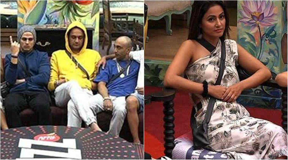 Bigg Boss 11 November 23 written update