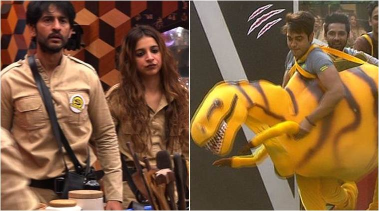 Bigg Boss 11 november 15 full episode