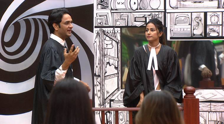 Hina Khan's war of words with Arshi