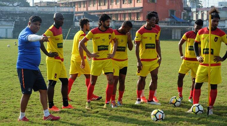 Gokulam Kerala looking to bring a state back into the game
