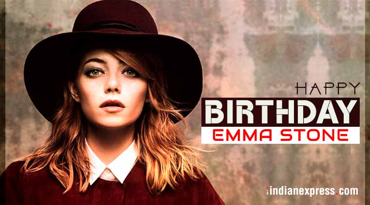 Emma Stone Scarlet Letter.Happy Birthday Emma Stone As She Turns 29 Here S A Look At
