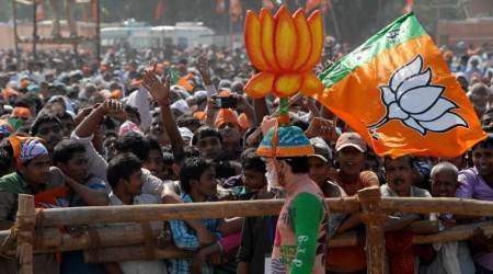 Gujarat donors gave BJP four times more than to rest together