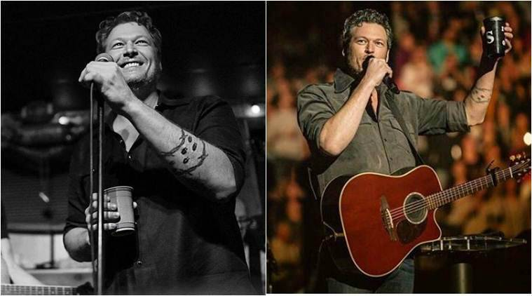 People magazine named Blake Shelton its Sexiest Man Alive for 2017
