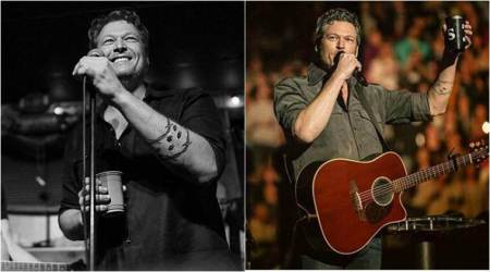 Blake Shelton named People Magazine's 2017 Sexiest Man Alive