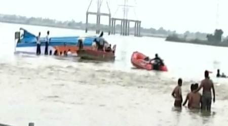 Krishna river boat capsize: Death toll rises to 21, CM says greed of boat operator caused thetragedy
