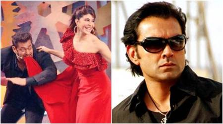 Bigg Boss 11: Race 3 co-stars Jacqueline Fernandez and Bobby Deol to join Salman Khan on Weekend Ka Vaar