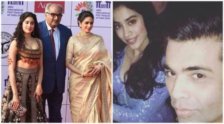 Boney Kapoor on Karan Johar launching Janhvi Kapoor: She is in good hands