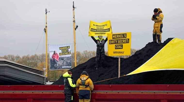 Bonn climate conference, pre-2020 actions, coal usage, coal pollution, un climate change meet, bonn climate meet, angela merkel,Emmanuel Macron, paris climate deal