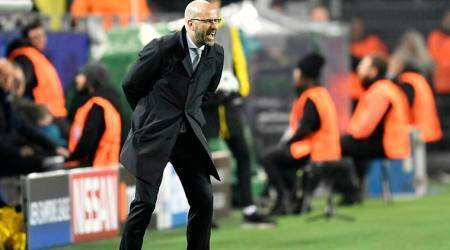 Borussia Dortmund sack Peter Bosz as coach, appoints Peter Stoeger