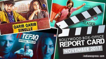 tumhari sulu, ittefaq, qarib qarib singlle, shaadi mein zaroor aana at the box office