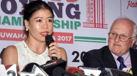 Injured Mary Kom to skip Women's Nationals, Sarita Devi top draw
