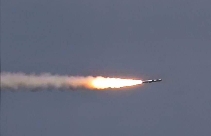 BrahMos missile successfully tested for 1st time from Sukhoi-30MKI fighter