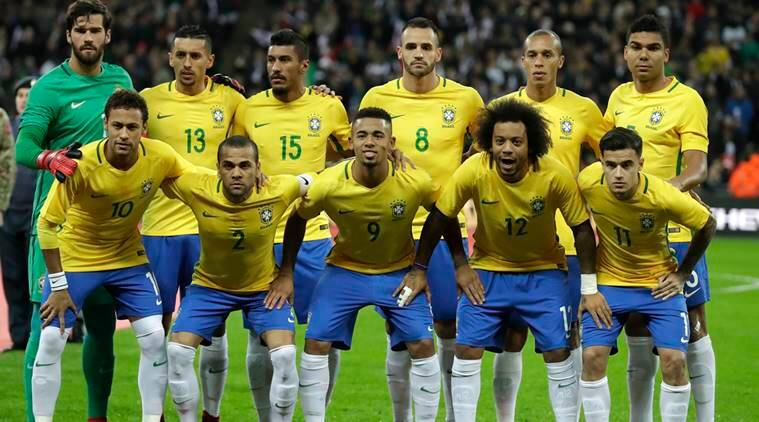 Brazil vs Germany, FIFA 2018 World Cup, Luiz Felipe Scolari, Marcelo