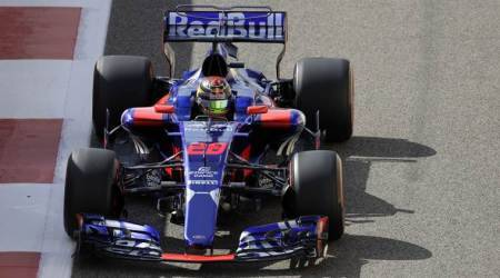 Hartley was handed a 20 place demotion in Mexico and another penalty in Brazil as the Red Bull-owned team wrestled with engine reliability.