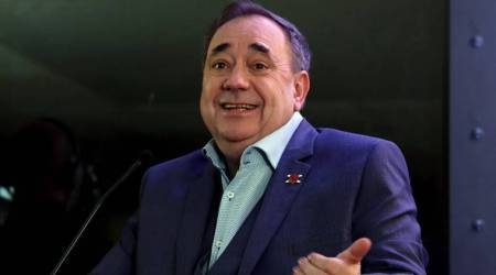Scotland's ex-first minister to host Russia Today chatshow, draws flak