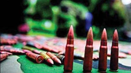 Cartridges, hand grenades found in Moga village