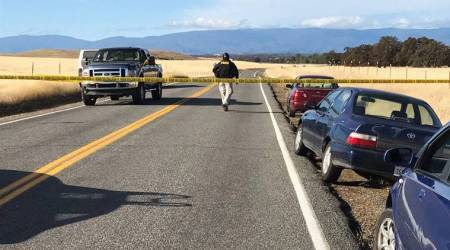 Northern California gunman kills 4, wounds 10 in rampage