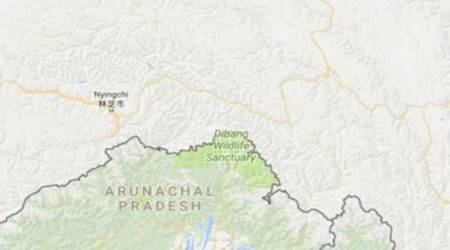 Strong 6.9 intensity earthquake jolts Tibet near Indo-China border
