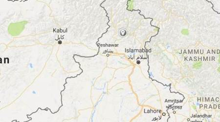 Three security personnel among seven injured in blast in northwest Pakistan