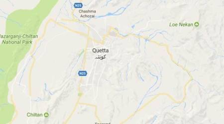 Suicide bomber kills four, wounds 19 in southwestPakistan