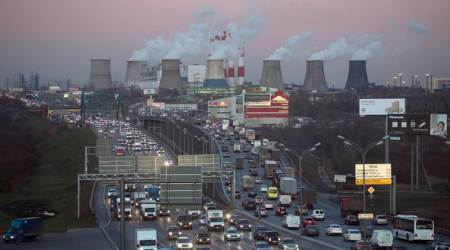 carbon emissions from industries
