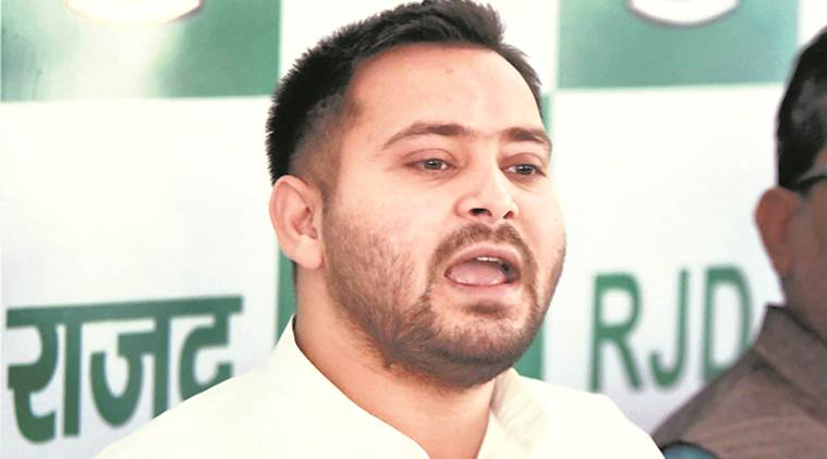 Jehanabad: Lalu absent, on Tejashwi's shoulders rests M-Y formula