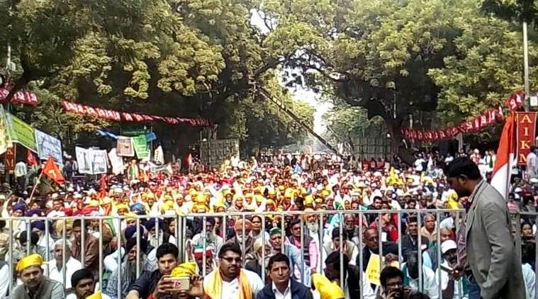 delhi farmers protest, agrarian crisis, swaminathan committee, indian express