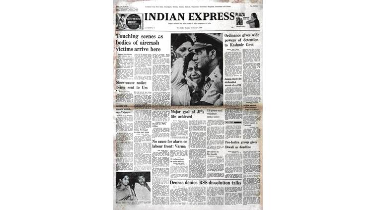 Jammu and Kashmir, Kashmir Issue, Atal Bihari Vajpayee, LK Jha, Express Archives, India News, Indian Express