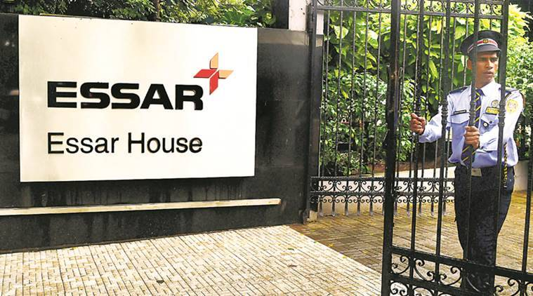 essar steel, essar group, arcelormittal, essar steel, steel company, numetal mauritius, Essar Steel insolvency, steel industry, business news, indian express