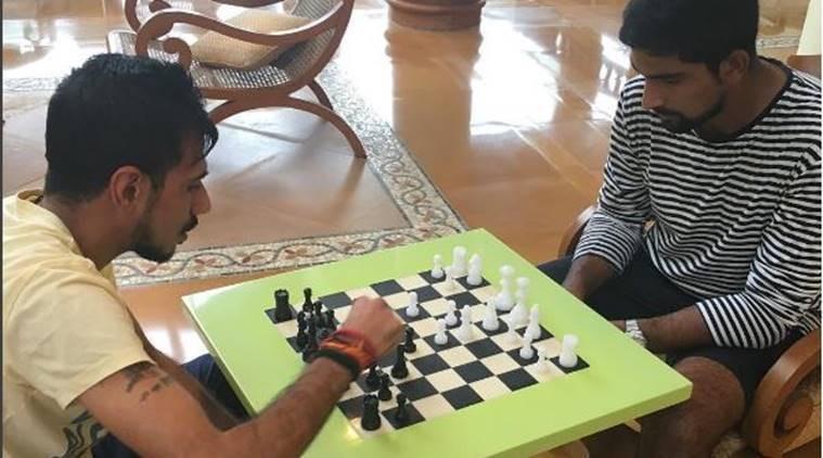 Yuzvendra Chahal goes back to old passion, says chess taught him patience