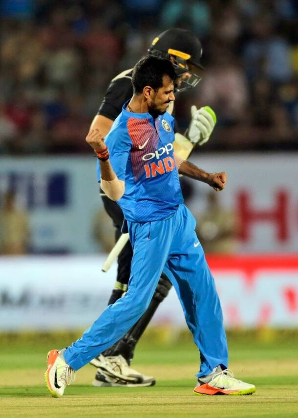 Yuzvendra Chahal photos, Chahal photos, India vs New Zealand