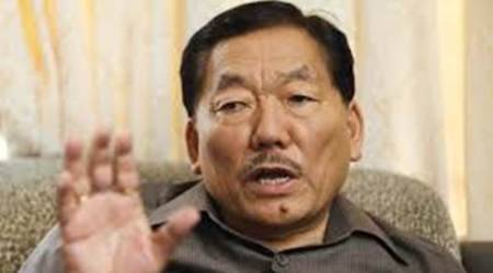 Chamling asks Sanyal to look into Sikkim's financial problems