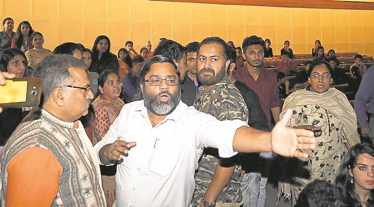 Chandigarh Lit Fest concludes: Discussions, film screening, poetry evening bring down curtains amid smalldisruption