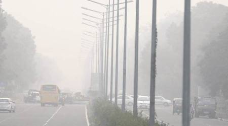 Chandigarh: Air quality still far from satisfactory, says CPCC