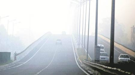 Chandigarh: Air quality poor, recorded 280 micrograms per cubic metre atnight