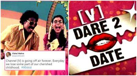 Channel V to SHUT DOWN; Twitter bursts with MEMORIES from the '90s