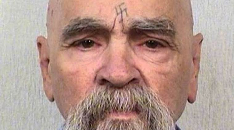 Charles Manson, Charles Manson death, charles manson dies, charles manson passes away, hippie cult leader charles manson, hippy cult leader death, world news, indian express news